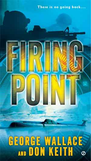 Firing Point book soon to be movie Hunter Killer